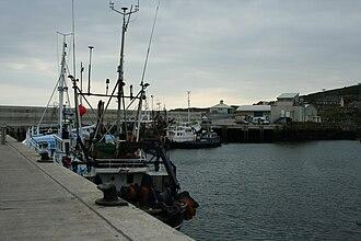 Clogherhead - Image: Port Oriel