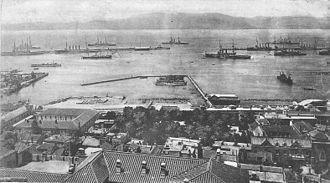 Port of Gibraltar - Image: Port of Gibraltar