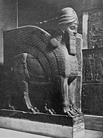 Portal Guardian from Nimroud. British Museum.jpg