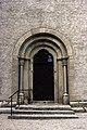 Portal da torre da igrexa de Mästerby.jpg