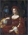 Portrait de Jeanne d'Aragon, by Raffaello Sanzio, from C2RMF FXD2.jpg