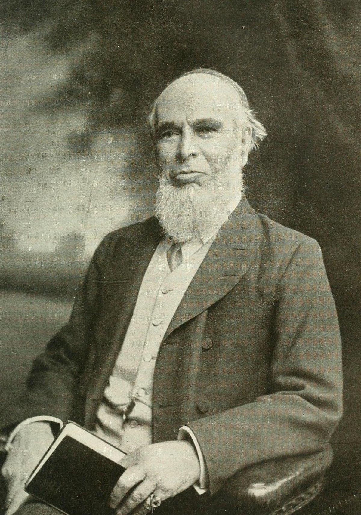 Leonard Courtney, 1st Baron Courtney of Penwith - Wikipedia