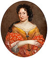 Portrait of unknown woman, assumed Anna Mons by anonymous (1700s?, priv. coll.).jpg