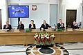Posiedzenie Kolegium NIK z okazji 95. rocznicy powołania Izby Kancelaria Senatu 03.JPG