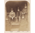 Possibly John Trotman; George William Frederick Howard, 7th Earl of Carlisle; Lord Alfred Henry Paget; John Yates; Isambard Kingdom Brunel png Mw115461.png