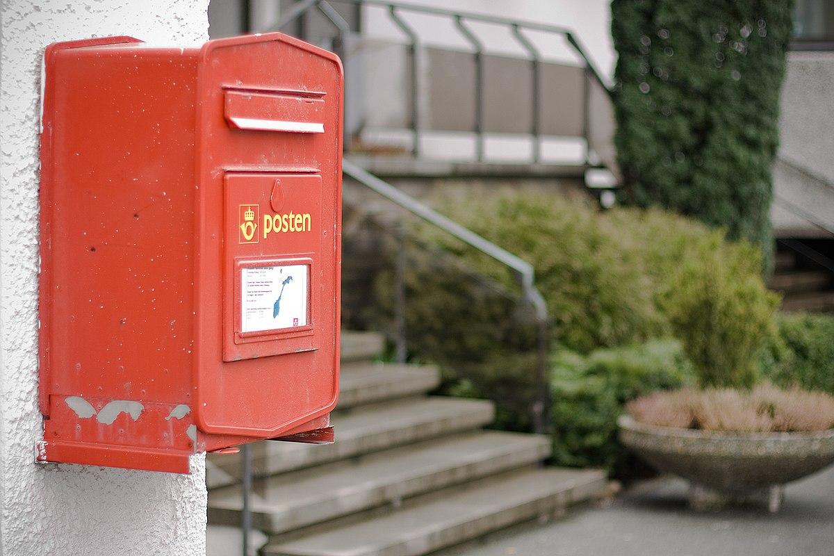 Folkekære postkasse - Wiktionary FJ-13