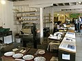 Pottery skills demonstrated at the Coalport Museums (1) - geograph.org.uk - 1457470.jpg