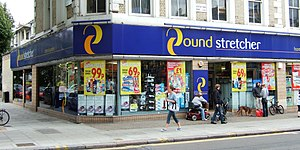 Poundstretcher - Poundstretcher