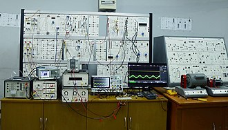 Ahsanullah University of Science and Technology - Power Electronics Lab, Dept of EEE