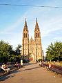 Prague - Church of Saint Ludmila.jpg