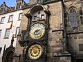Prague - the astronomical clock - panoramio.jpg