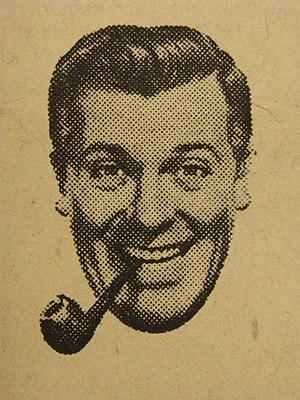 "J. R. ""Bob"" Dobbs - This 1956 image bears similarity to the one created later depicting Dobbs."