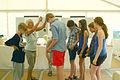 Preisverleihungs-Scene im Schülerwettbewerb beim Boulefestival Hannover 2012 II.jpg