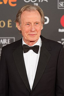 Premios Goya 2018 - Bill Nighy 02.jpg