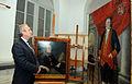 Presentan muestra del pintor José Gil de Castro que recorrerá Perú, Argentina y Chile (14734754565).jpg