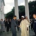 President John F. Kennedy with Abubakar Tafawa Balewa, Prime Minister of Nigeria (05).jpg
