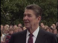 File:President Reagan's Remarks with the Press before his final Campaign Swing on November 1, 1984.webm