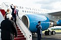 President Trump Arrives in West Virginia (48373089837).jpg