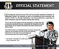 Presidential Security Group Official Statement 03-13-2020.jpg
