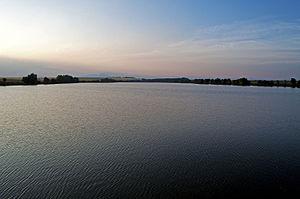 Slepčany - Slepčany water reservoir