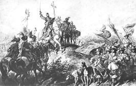 Wymarsz oddziałów Jeremiego Wiśniowieckiego z Łubniów w 1648 roku