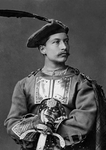 Prince Wilhelm of Prussia as a Scotsman, 1884.png