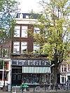 prinsengracht 805 across