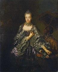 Portrait of Anna Elisabeth Luise von Preußen