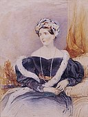 Priscilla (Wellesley-Pole), Countess of Westmorland, by John Rogers Herbert (1810-1890).jpg