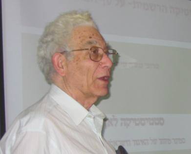 Prof Moshe Sikron