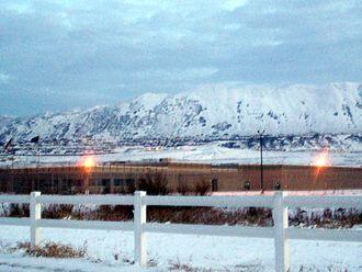Utah State Prison - Promontory Unit