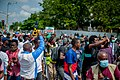 Protesters at the endSARS protest in Lagos, Nigeria 44.jpg