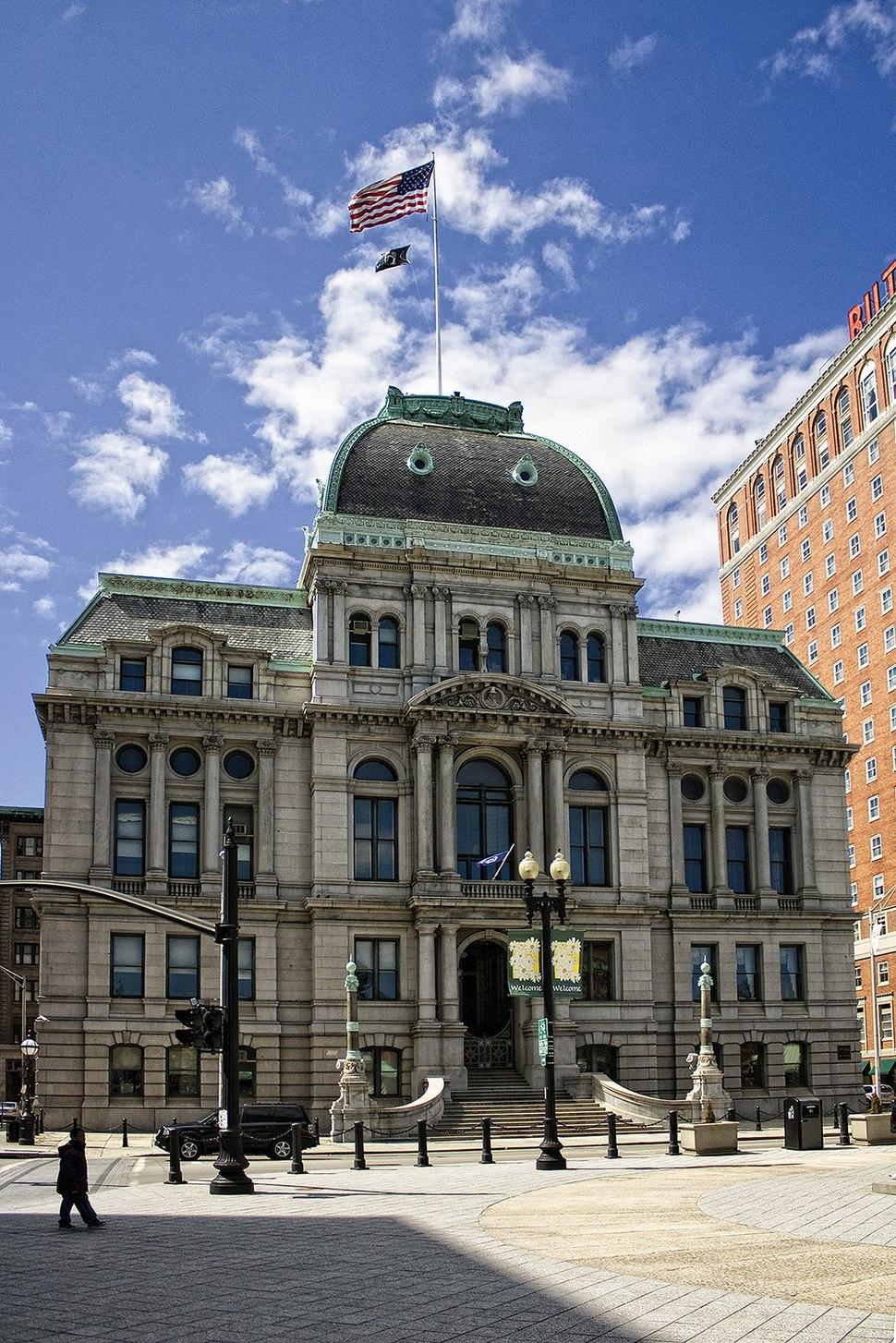 Providence City Hall 2009