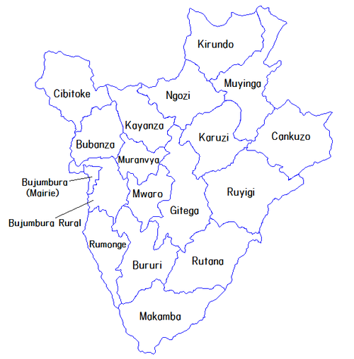Provinces of Burundi 2014 (named).png