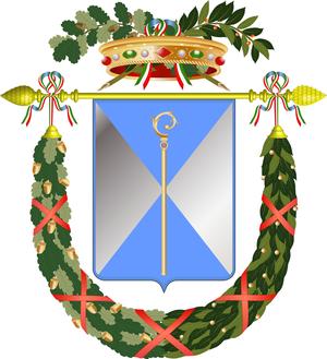 Province of Bari - Image: Provincia di Bari Stemma