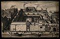 Psychiatric hospital (Het dol huys), Amsterdam, Netherlands. Wellcome V0014778.jpg