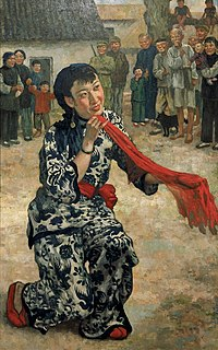 <i>Put Down Your Whip</i> 1931 play by Chen Liting