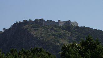 Pylos - Old Navarino castle