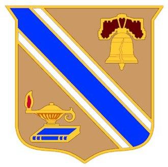 Quartermaster Center and School - Quartermaster School distinctive unit insignia