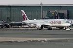 Qatar Airways, A7-ALP, Airbus A350-941 (47625645911).jpg