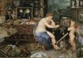 """Quadro """"Allegoria della Vista"""" di Jan Brueghel e Peter Paul Rubens.png"""