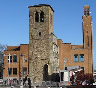 Quaregnon Municipality in French Community, Belgium