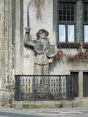 Quedlinburg - Roland