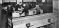 Queensland State Archives 2890 Woodwork class at the Ophthalmic Hostel Wilston Brisbane August 1946.png
