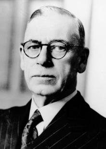 Portreto de Ned Hanlon, Ĉefministro de Kvinslando