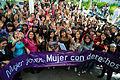 Quinceañeras 2011 Mujeres jóvenes; mujeres con derechos (5505157388).jpg