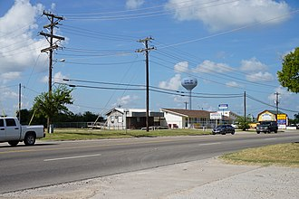 Texas State Highway 276 - Image: Quinlan September 2015 2 (Texas State Highway 276)
