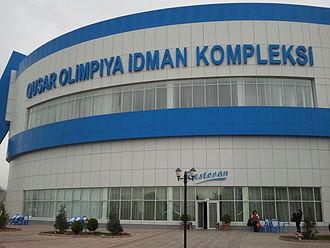 Qusar (city) - Qusar Olympic Sports Complex