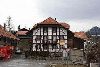 Rüschegg - Rüschegg village