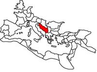 Η Ρωμαική επαρχία του Ιλλυρικού